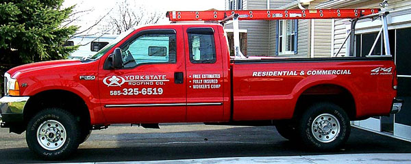 Yorkstate Truck Rochester Signs And Graphics Rochester Ny