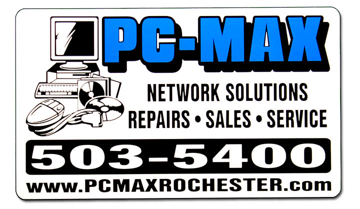 Mag Pcmax1 Rochester Signs And Graphics Rochester Ny