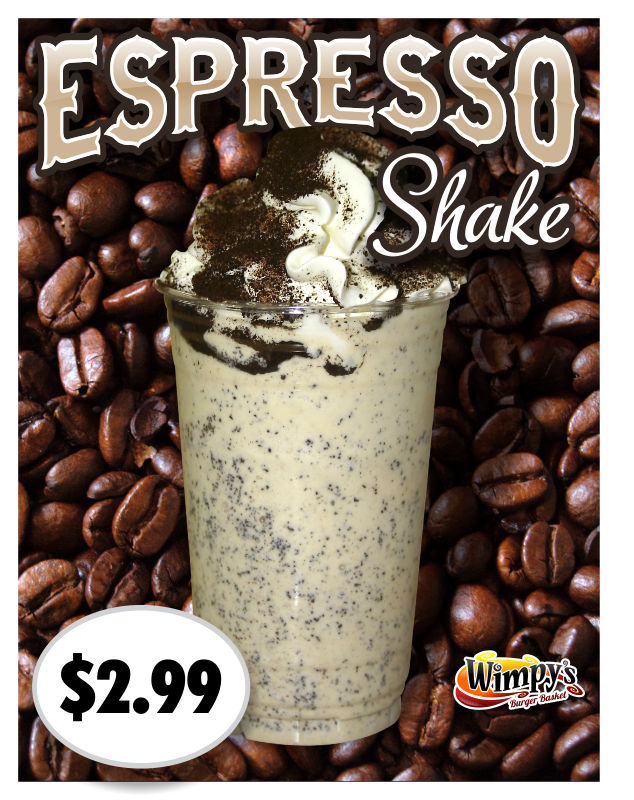 Espresso Shakes Rochester Signs And Graphics Rochester Ny