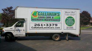Box Truck Vehicle Graphics